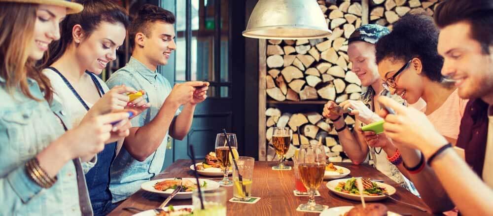 Restaurant Online Ordering for College Campus